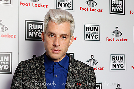 Mark Ronson at Rev Run's Party at Aqua, Sept 21 2010