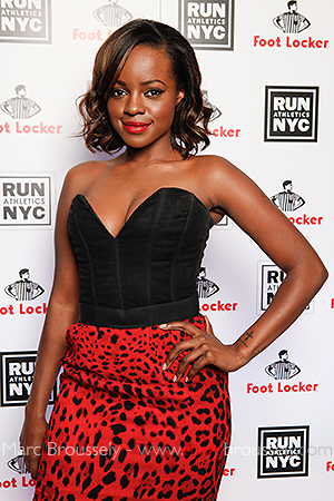Keisha Buchanan at Rev Run's Party at Aqua, Sept 21 2010
